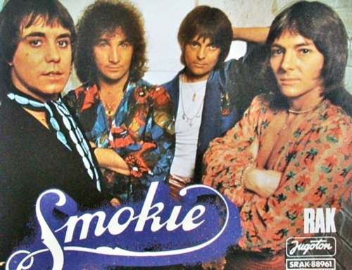 Smokie — Needles And Pins 1977